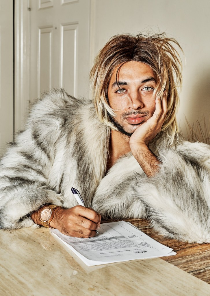 Brandon Miller a.k.a Joanne the Scammer
